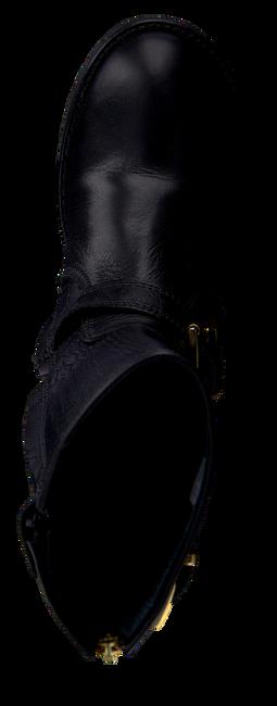 Schwarze HIP Langschaftstiefel H1263 - large