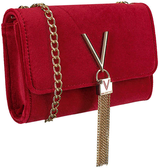 Rote VALENTINO HANDBAGS Umhängetasche MARILYN CLUTCH - large