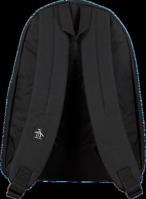 Schwarze ORIGINAL PENGUIN Rucksack HOMBOLDT BACKPACK - large