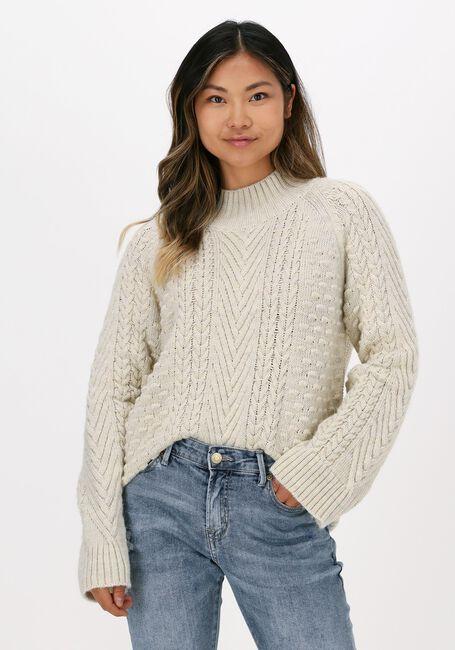 Ecru MODSTRÖM Pullover MINNIE T-NECK - large