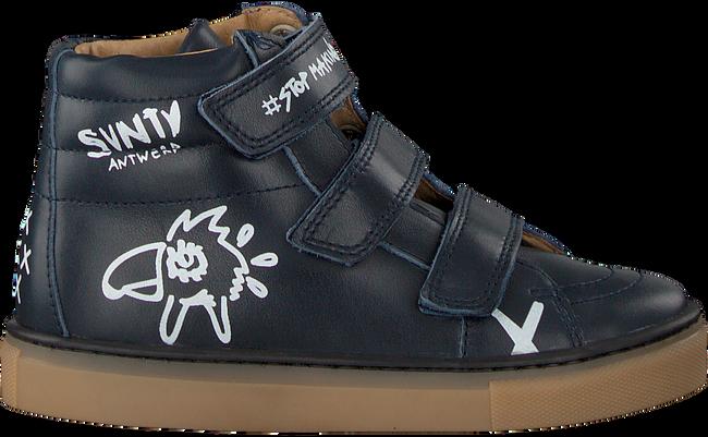 Blaue SVNTY Sneaker HIGHZEF - large