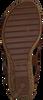 Braune GABOR Sandalen 822 - small