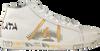Weiße PREMIATA Schnürboots TAYLD  - small