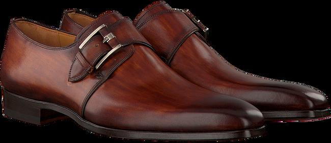 Cognacfarbene MAGNANNI Business Schuhe 16608 - large