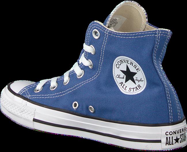 Blaue CONVERSE Sneaker CHUCK TAYLOR ALL STAR HI DAMES  - large