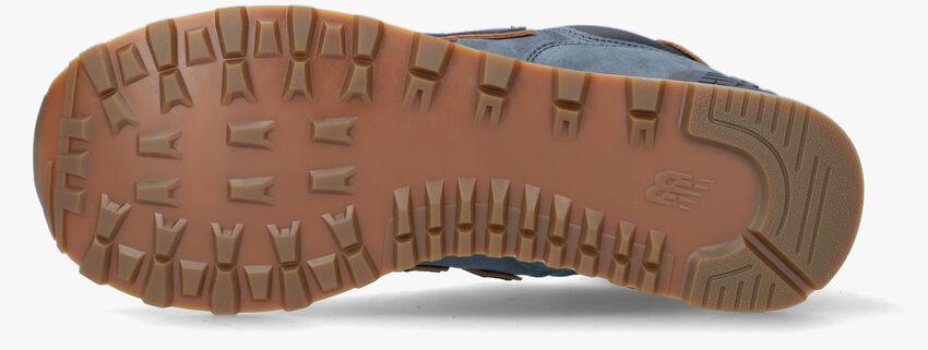 Blaue NEW BALANCE Sneaker 738041-60  - larger