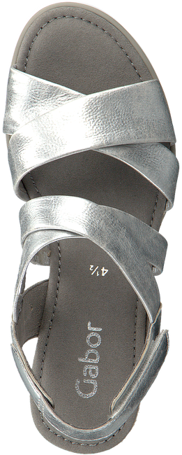 Silberne GABOR Espadrilles 759.1 - large
