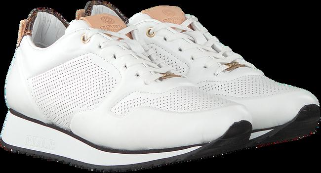 Weiße FRED DE LA BRETONIERE Sneaker low 101010083 FRS0621  - large