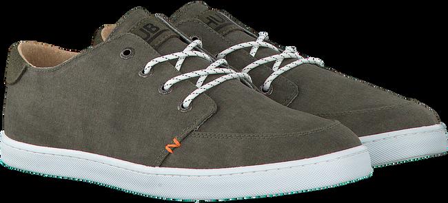 Grüne HUB Sneaker BOSS - large