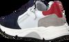 Blaue HIP Sneaker low H1343  - small