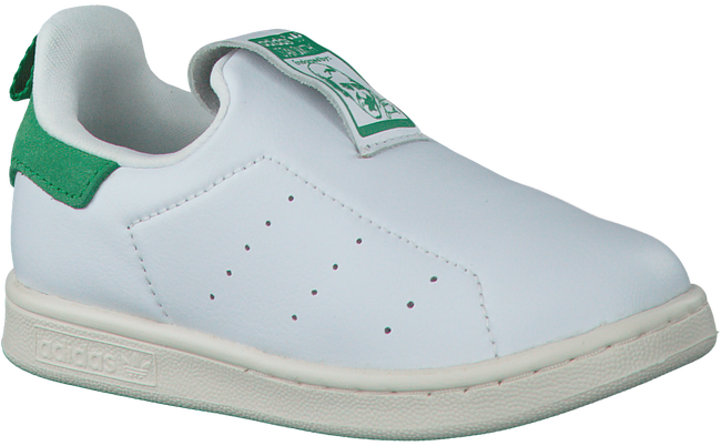 Weiße ADIDAS Sneaker STAN SMITH 360 KIDS - large