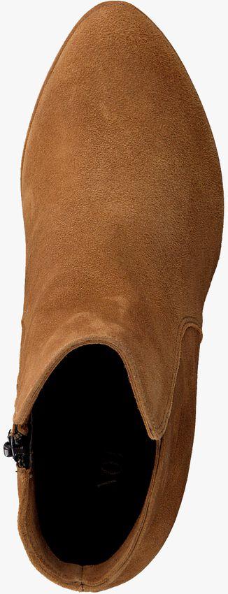 Cognacfarbene NOTRE-V Stiefeletten 119 30050LX  - larger