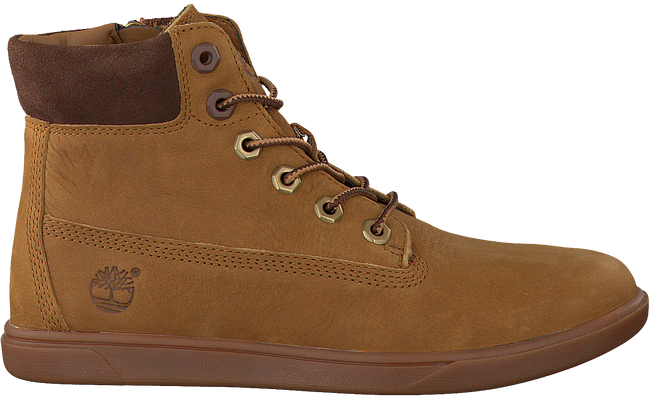 Camelfarbene TIMBERLAND Sneaker GROVETON 6IN LACE - large