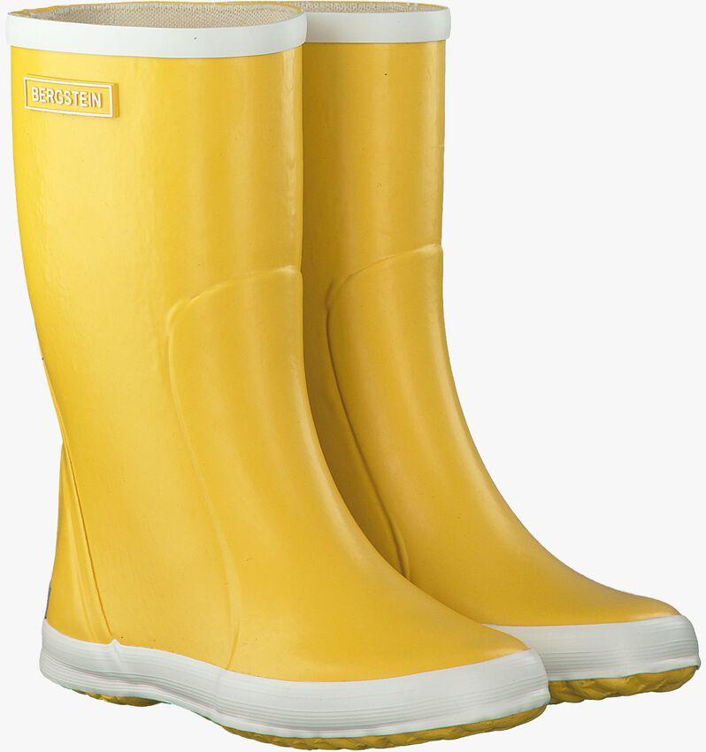 Gelbe BERGSTEIN Gummistiefel RAINBOOT - larger