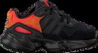 Schwarze ADIDAS Sneaker YUNG-96 EL I  - medium
