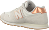 Weiße NEW BALANCE Sneaker low WL373 DAMES  - small