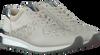 Weiße MICHAEL KORS Sneaker ALLIE WRAP TRAINER - small