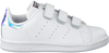 Weiße ADIDAS Sneaker STAN SMITH KIDS VELCRO - small