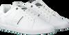 Weiße LACOSTE Sneaker EUROPA - small