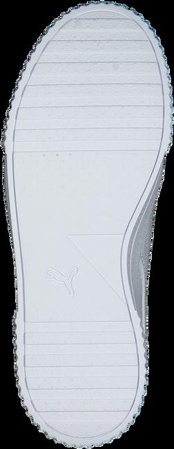 Weiße PUMA Sneaker low CARINA BOLD  - large