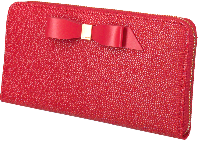 Rote TED BAKER Portemonnaie AINE  - large