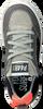 Schwarze P448 Sneaker 261913068  - small