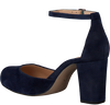 Blaue UNISA Pumps NEGAR - small