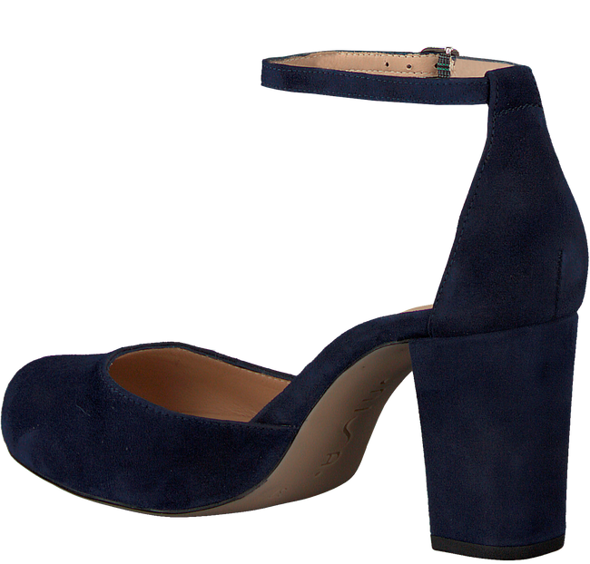 Blaue UNISA Pumps NEGAR - large