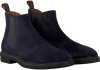 Blaue GREVE Chelsea Boots GERMAN - small