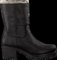 Schwarze PANAMA JACK Ankle Boots PIOLA B35  - medium