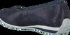 Blaue HASSIA Slipper 1406 - small