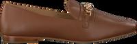 Braune MICHAEL KORS Loafer DOLORES LOAFER  - medium