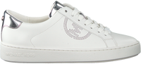 Silberne MICHAEL KORS Sneaker low KEATON LACE UP  - medium