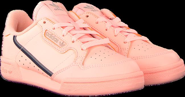 Braune ADIDAS Sneaker CONTINENTAL 80 C  - large
