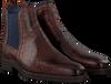 Cognacfarbene OMODA Chelsea Boots 36597 - small