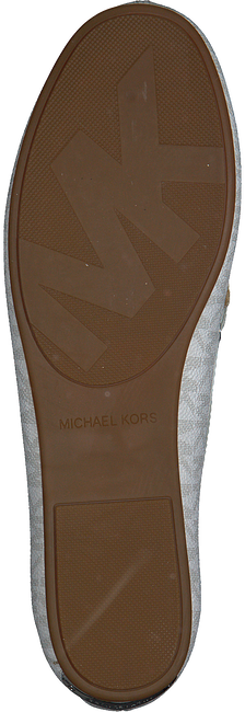 Weiße MICHAEL KORS Mokassins SUTTON MOC  - large