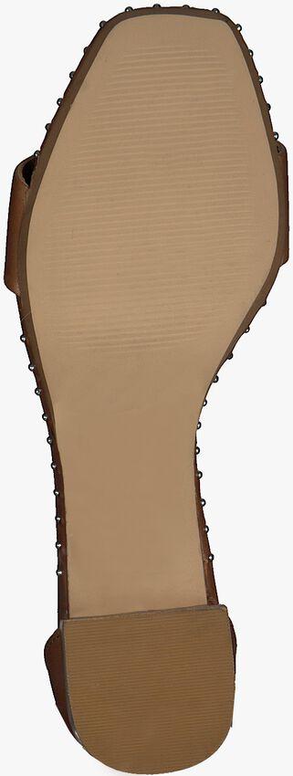 Cognacfarbene BRONX Sandalen BSALVEAX  - larger