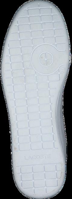 Weiße LACOSTE Sneaker low CARNABY EVO 120 2  - large