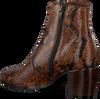 Cognacfarbene MARIPE Cowboystiefel 29303  - small