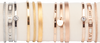 Goldfarbene EMBRACE DESIGN Armband BELLE - small