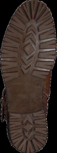 Cognacfarbene VERTON Biker Boots PARIJS  - large
