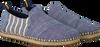 Blaue TOMS Espadrilles DECONSTRUCTED ALPARGATA MEN  - small