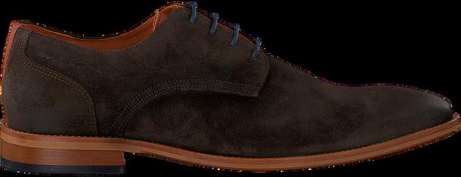 Braune VAN LIER Business Schuhe 1913702  - large
