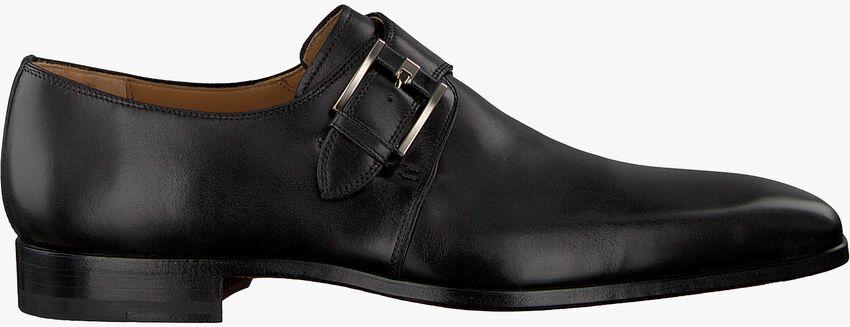 Schwarze MAGNANNI Business Schuhe 16608 - larger