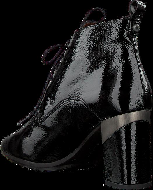 Schwarze HISPANITAS Stiefeletten LINO-7 - large