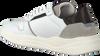Weiße NEW ZEALAND AUCKLAND Sneaker KUROW II - small