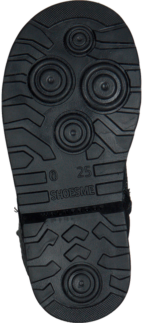 Silberne SHOESME Schnürboots DE8W095 - large