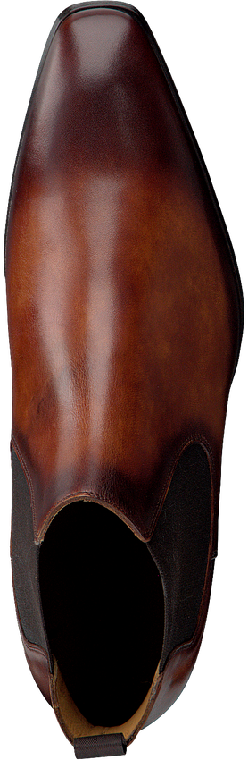 Braune MAGNANNI Chelsea Boots 20109 - larger