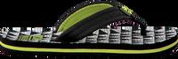 Schwarze REEF Zehentrenner R2345 - medium