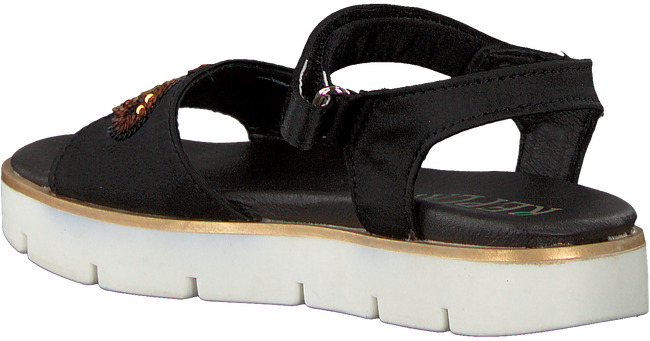 Schwarze REPLAY Sandalen HOCKER  - large